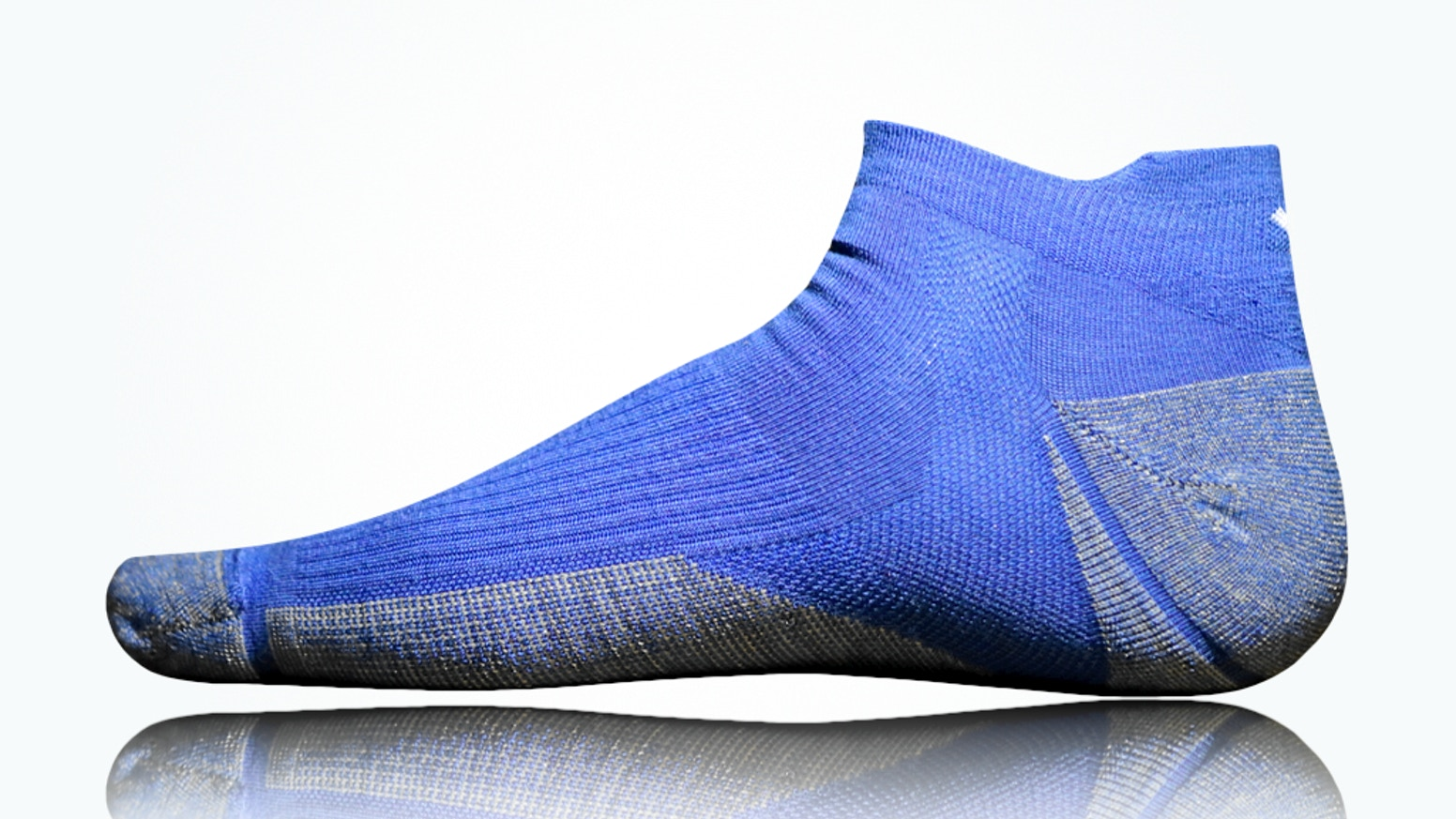 Incredible comfort. Unmatched performance. No stink. The sock that changes everything.
