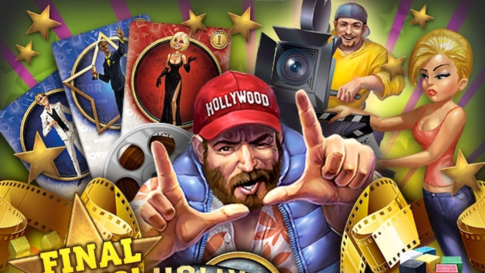 Hollywood: Make Your Own Blockbuster by Hobby World USA LLC ...