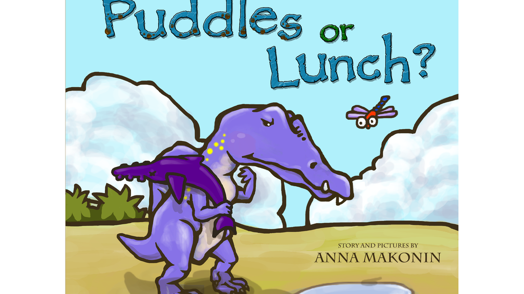 Puddles or Lunch? project video thumbnail