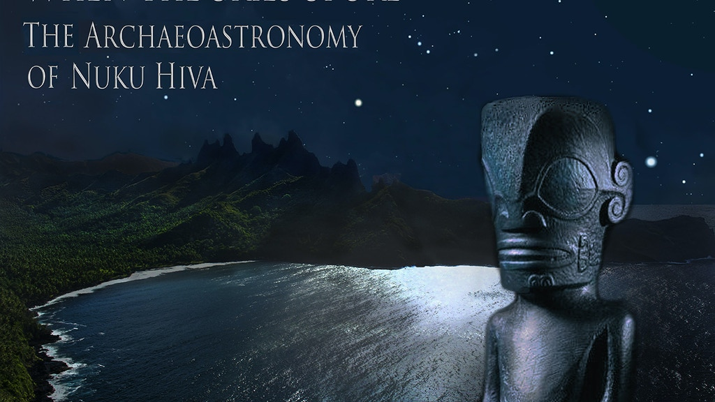 Project image for When the Skies Spoke: The Archaeoastronomy of Nuku Hiva