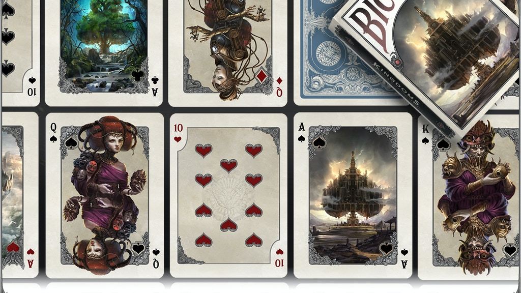 Kingdoms of a New World Playing Cards project video thumbnail