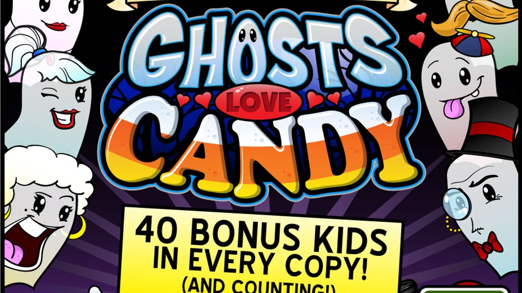 Ghosts Love Candy project video thumbnail