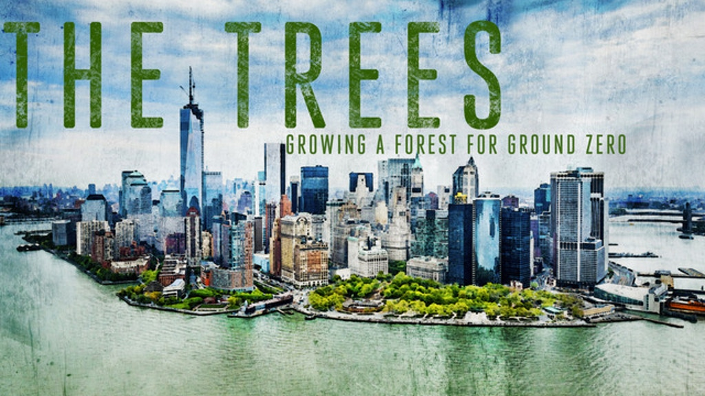 The Trees project video thumbnail