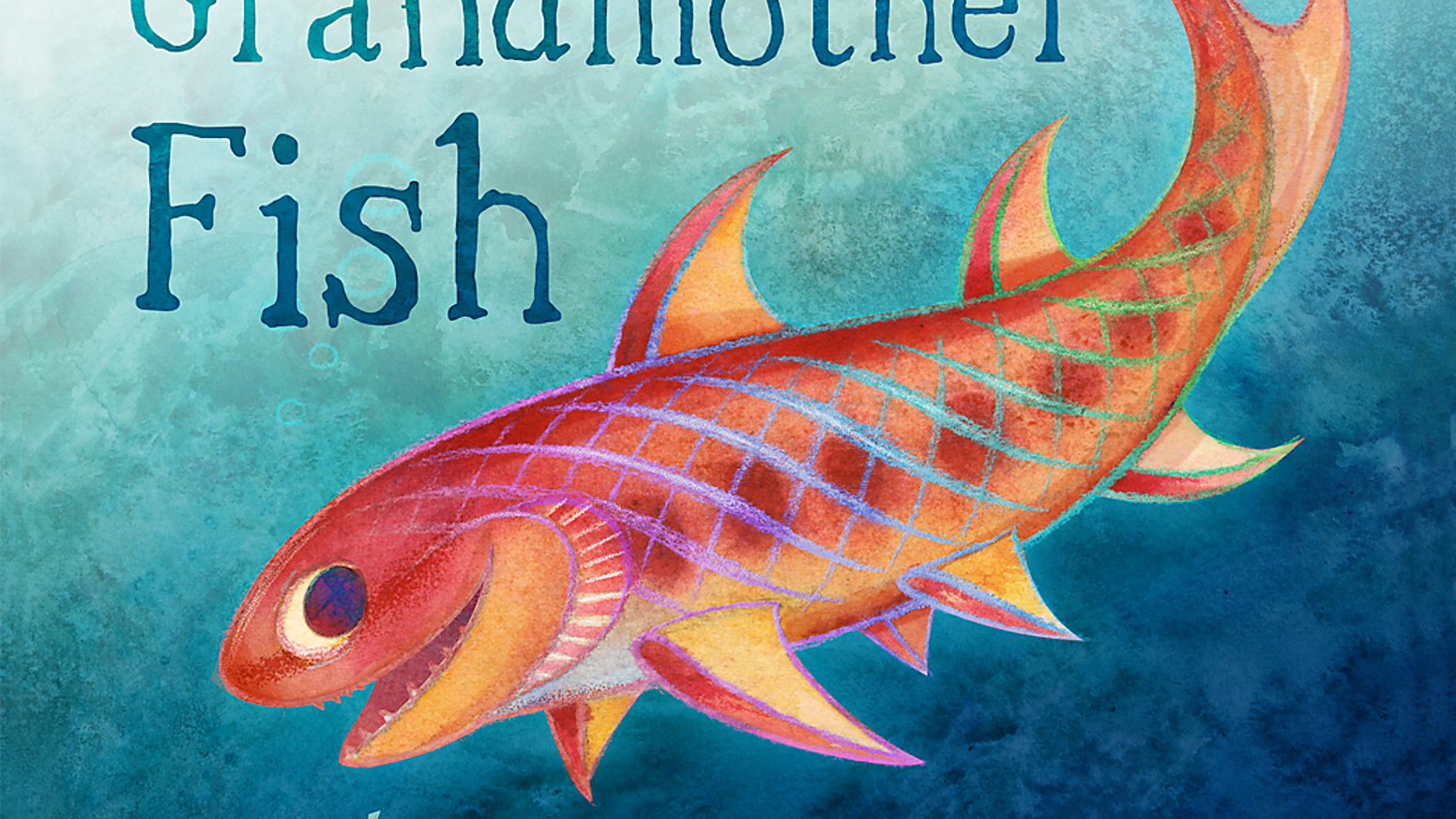 Grandmother Fish sold out but is now available from Macmillan. Ask for it at your favorite bookstore or order online.