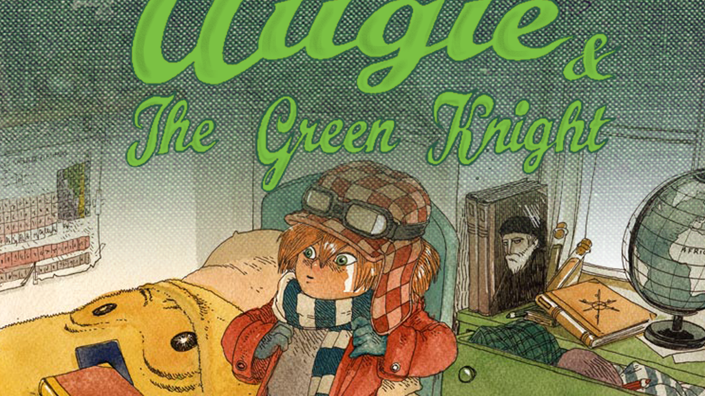 Augie and the Green Knight: A Children's Adventure Book project video thumbnail