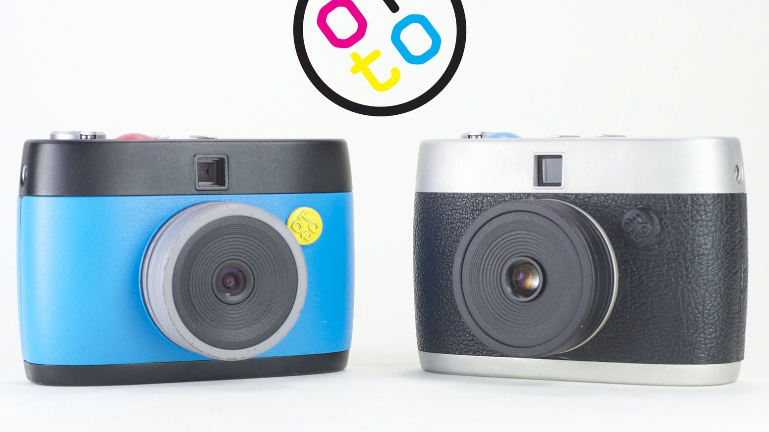 Meet OTTO - The Hackable GIF Camera by Next Thing Co  — Kickstarter