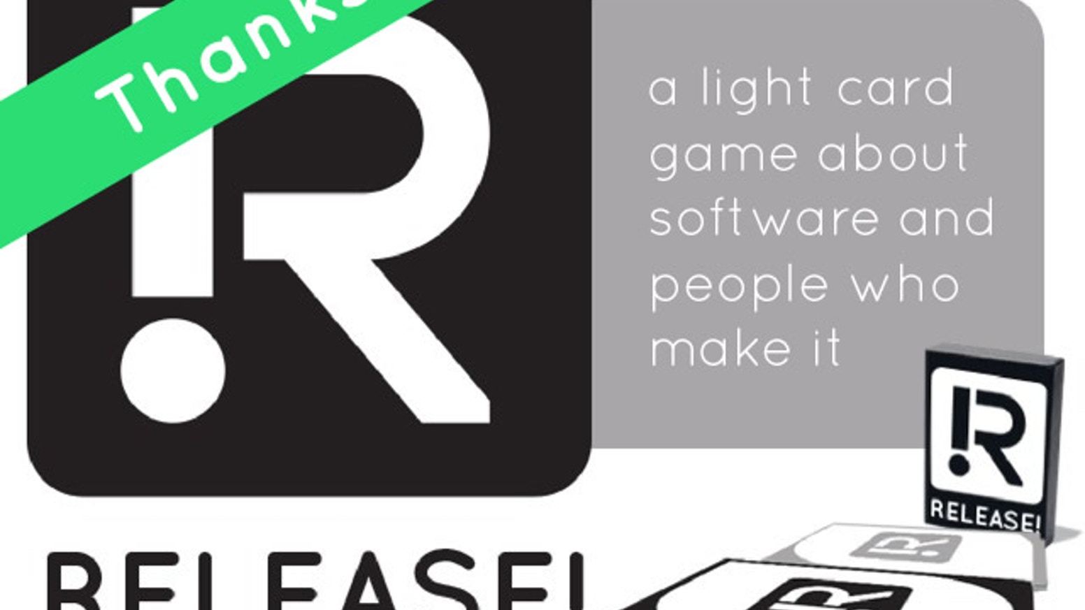 A card game about making software inspired by development strategies like Lean, Agile, and DevOps, and classic trick taking card games.