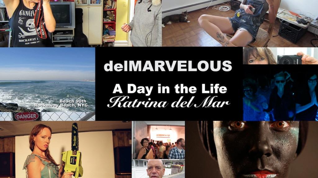 delMARVELOUS project video thumbnail