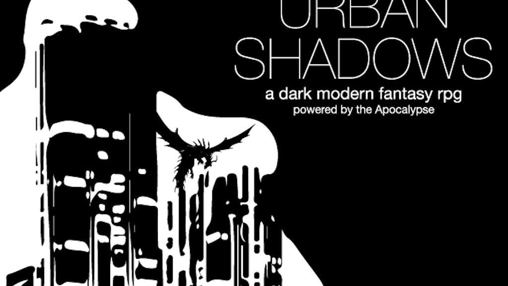 Urban Shadows RPG project video thumbnail