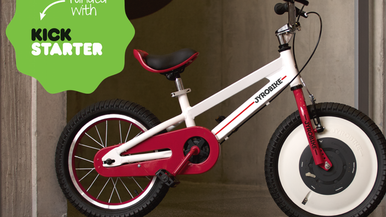 95f79056854 Jyrobike - Auto Balance Bicycle by Jyrobike Inc. — Kickstarter