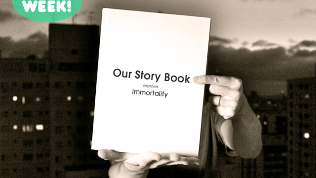 Our Story Book project video thumbnail