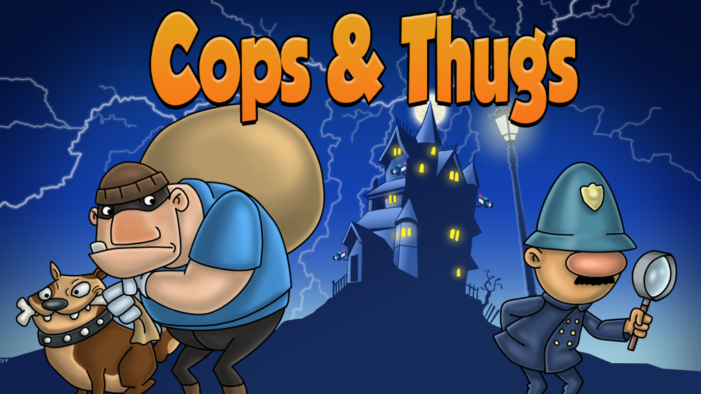 Cops & Thugs.. At night! project video thumbnail