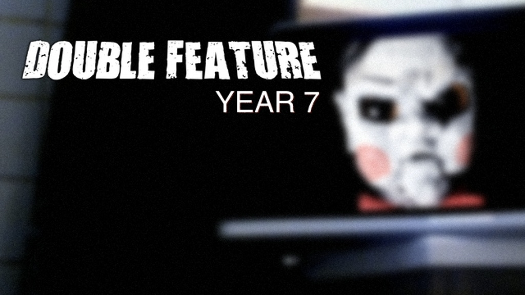 Double Feature Podcast Year 7 project video thumbnail