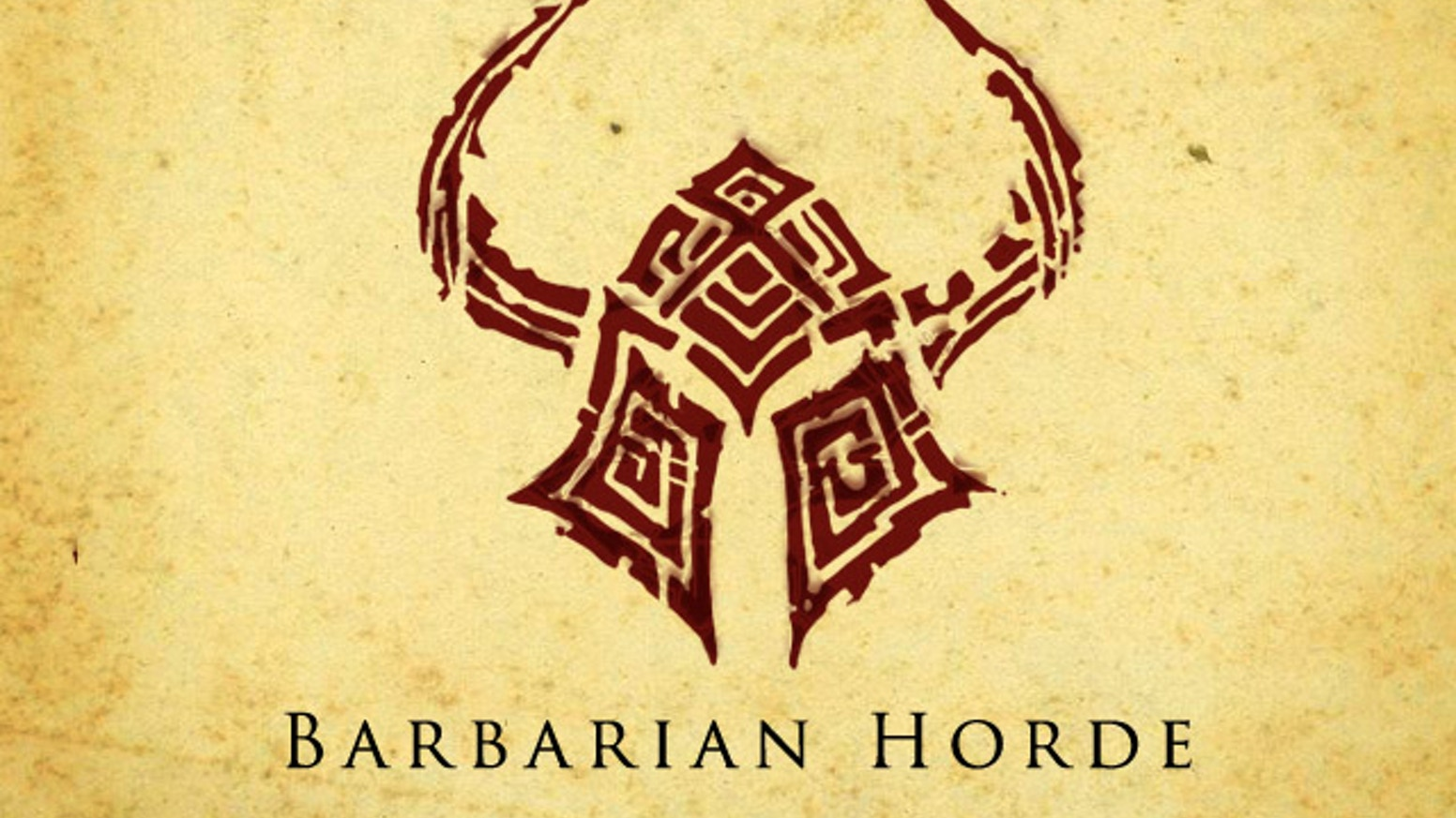 Barbarian Horde Miniatures By Tre Manor Kickstarter