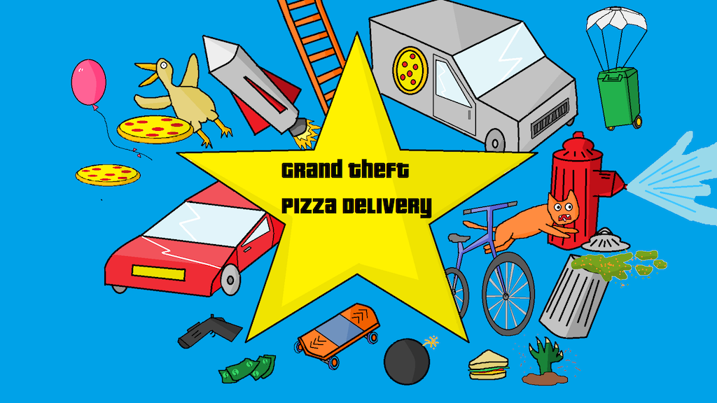 Grand Theft Pizza Delivery project video thumbnail