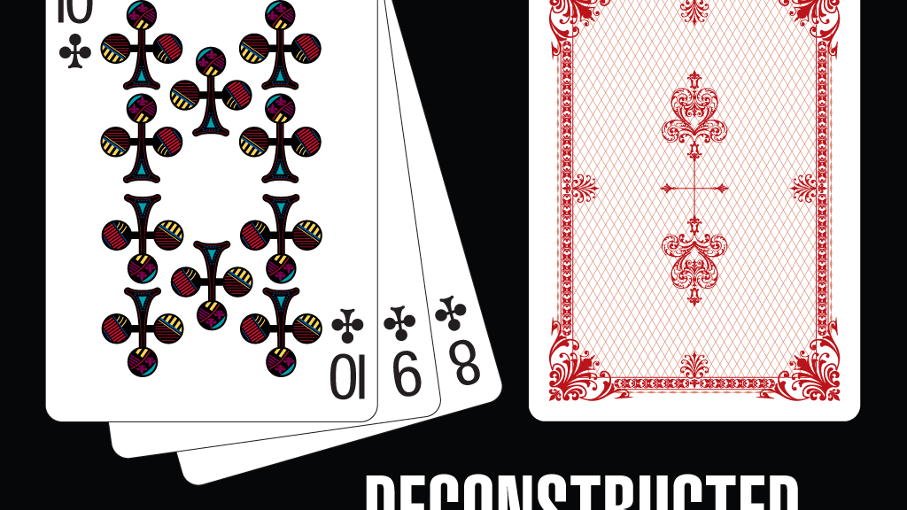 Project image for Playing Cards Deconstructed with Royal Pips by USPCC