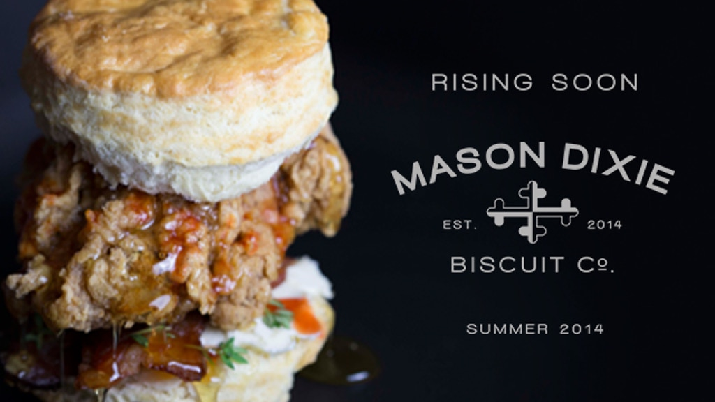 Mason Dixie Biscuit Co. - DC's First Biscuit Shoppe! project video thumbnail