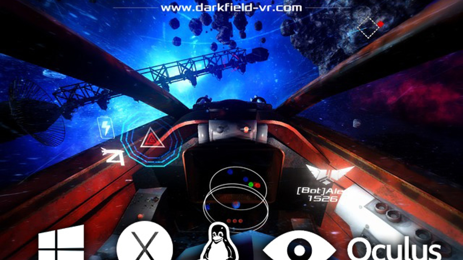 Darkfield - CO-OP Space Dogfight by VR Bits — Kickstarter