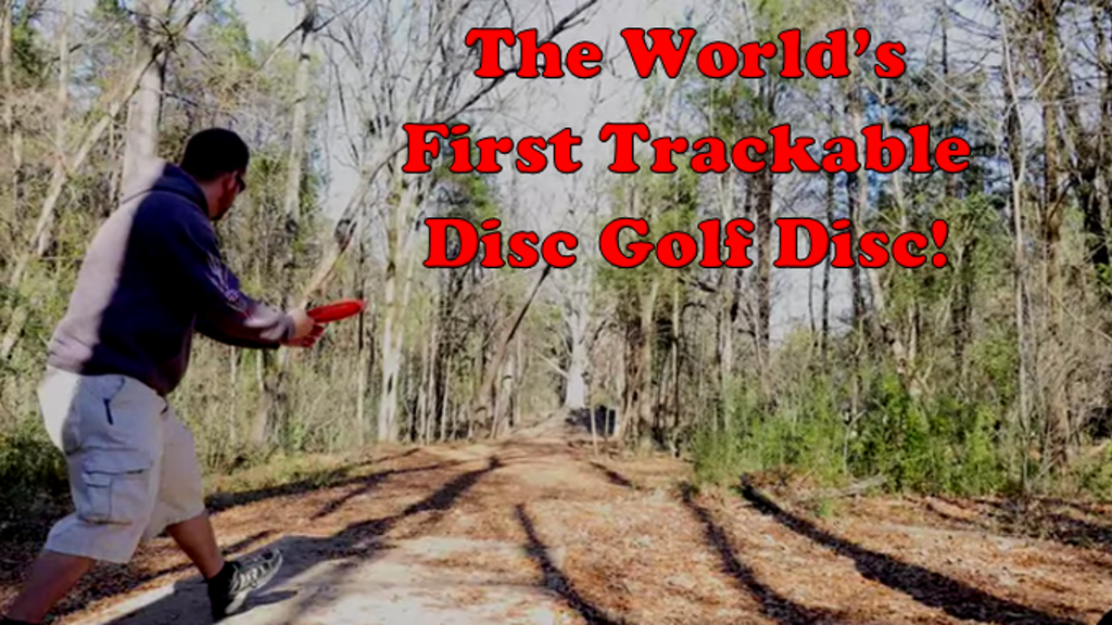 Ping: Trackable Disc Golf Disc project video thumbnail