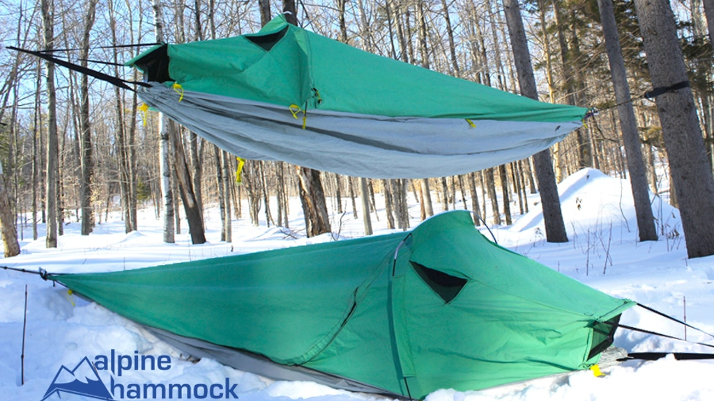 Alpine Hammock Redesign project video thumbnail