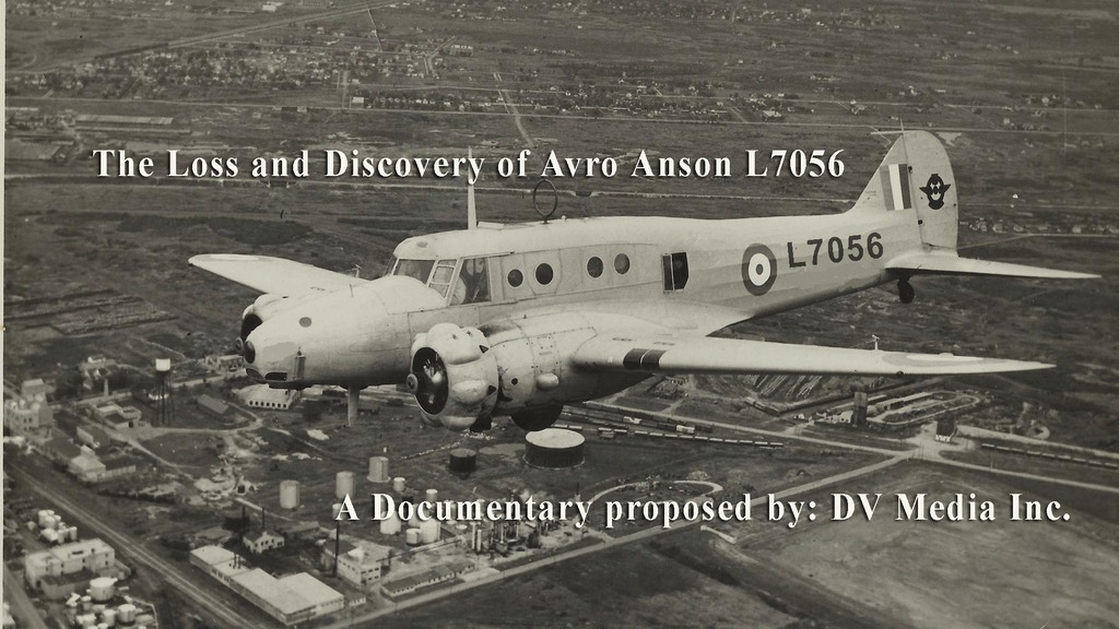 The Loss and Discovery of Avro Anson L7056 project video thumbnail