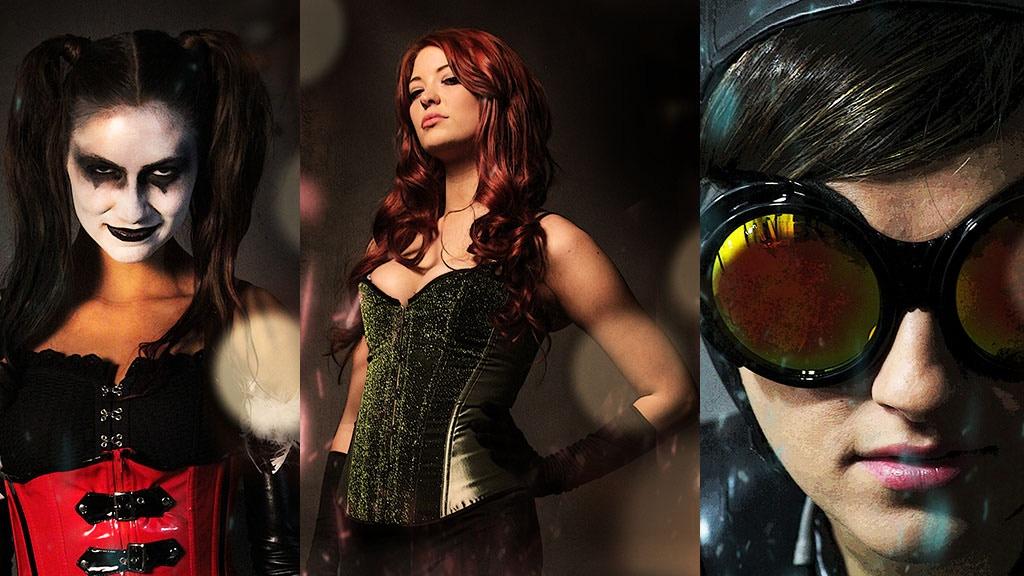 "Gotham City Sirens ""Fan Film"" project video thumbnail"