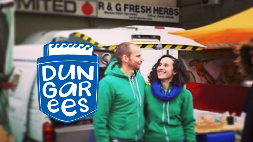 Sprucing up the Dungarees Coffee van project video thumbnail