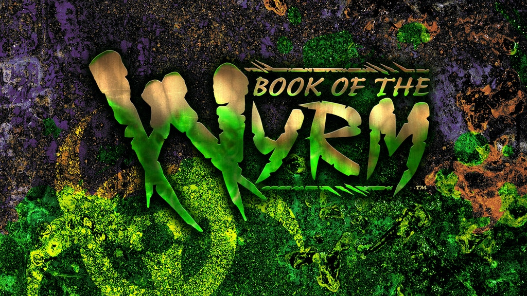 Deluxe W20 Book of the Wyrm project video thumbnail
