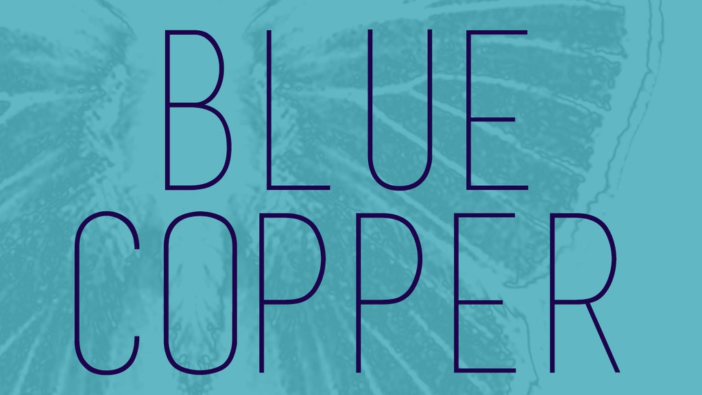 Blue Copper project video thumbnail