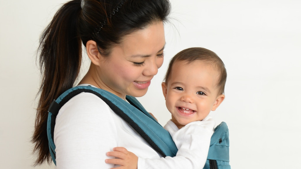 MiaMily HIPSTER™ (Hip Baby Carrier) project video thumbnail