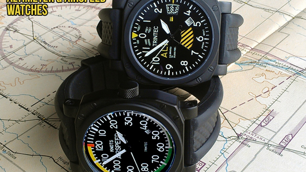 30th Anniversary Instrument Inspired Aviation Watches! project video thumbnail