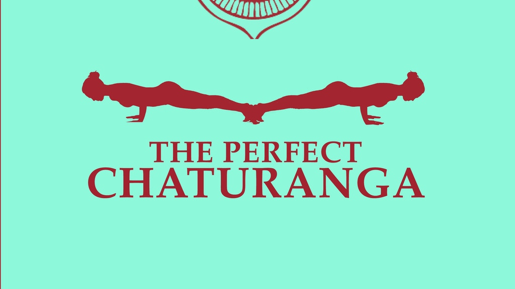 The Perfect Chaturanga Book project video thumbnail