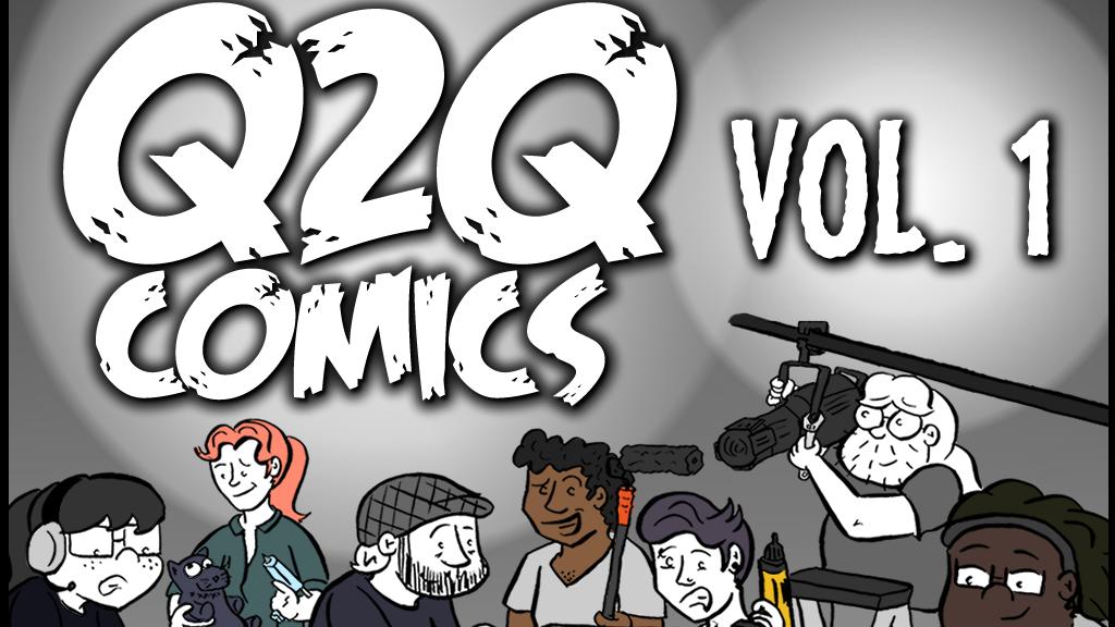 Q2Q Comics Volume 1 project video thumbnail