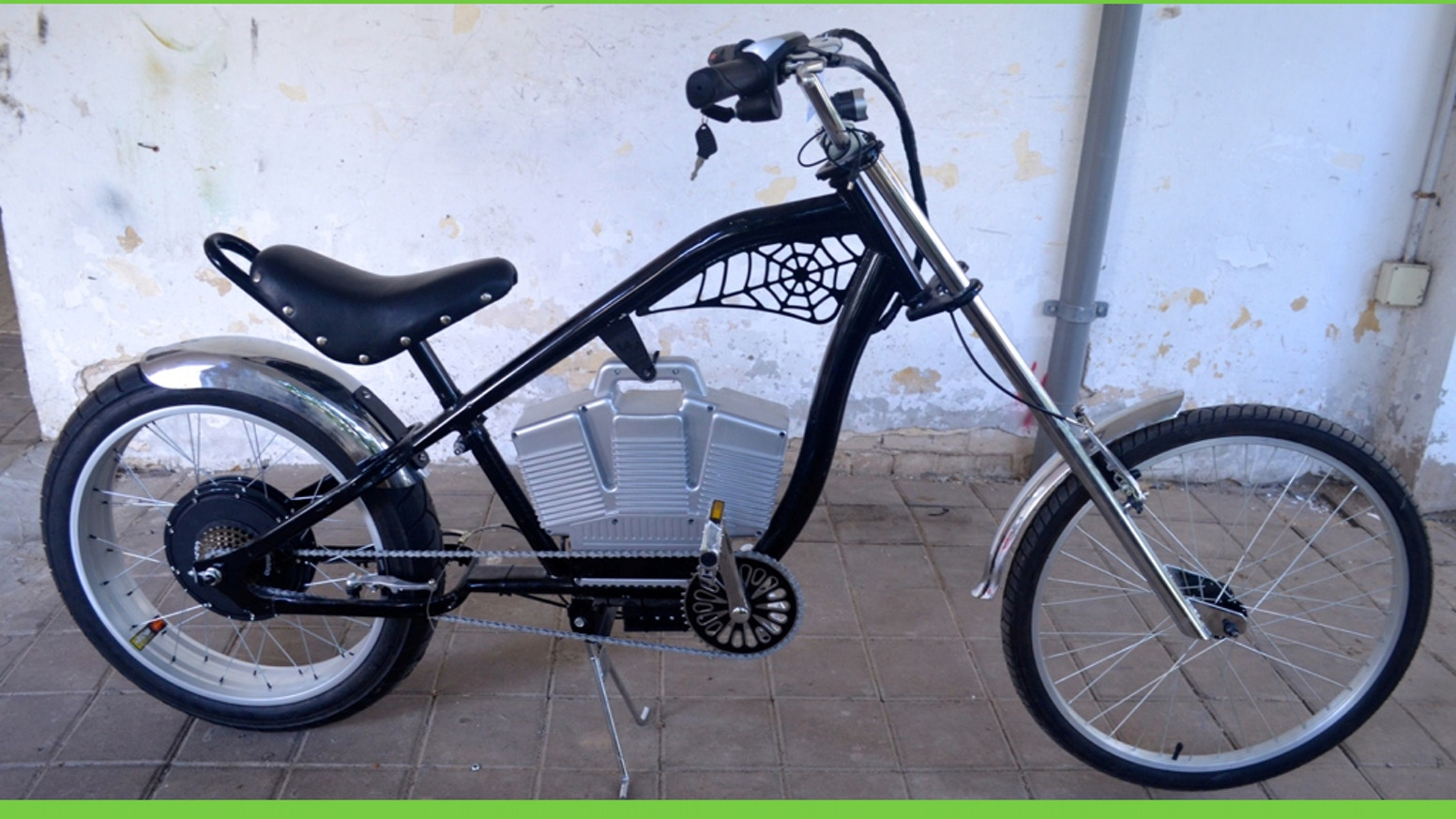 Learn How To Build Your Own Electric Bicycle The Hardcover