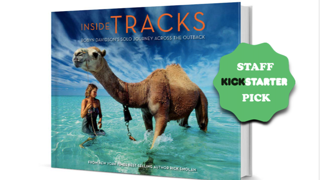 INSIDE TRACKS: Alone Across the Outback project video thumbnail