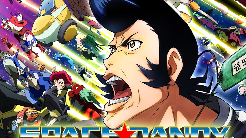 Space Dandy - Deck-Building Card Game project video thumbnail