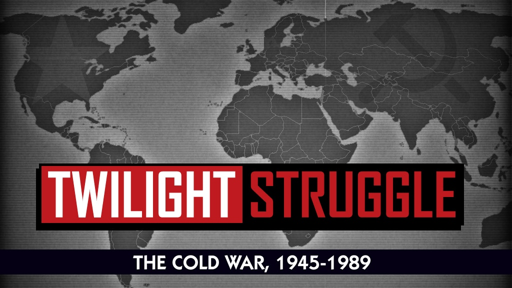 Twilight Struggle Digital Edition project video thumbnail