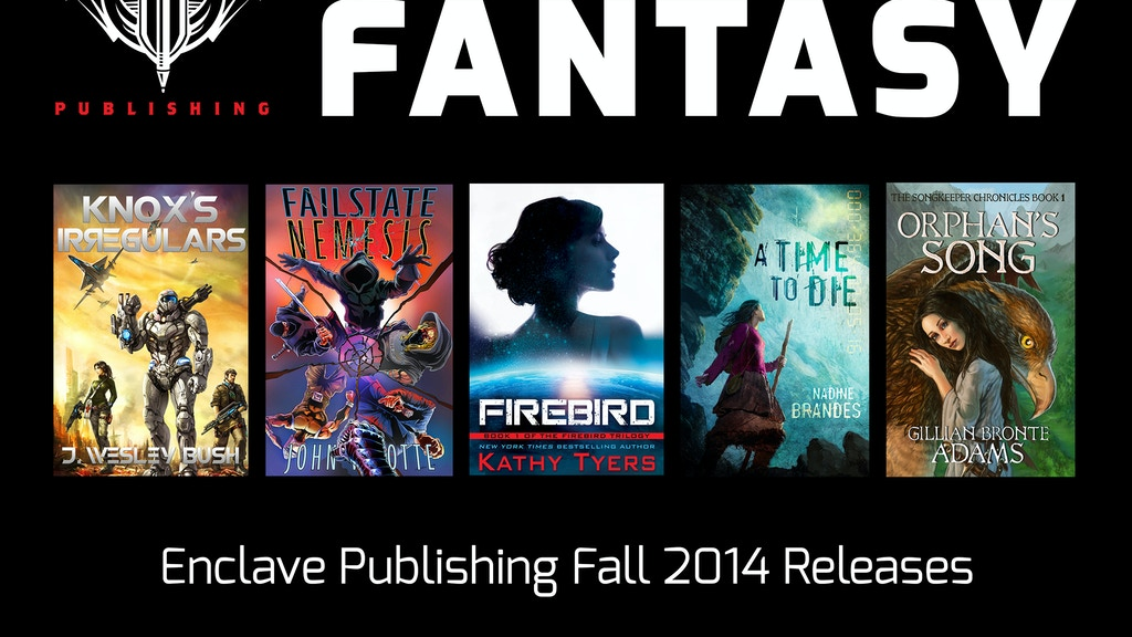 Enclave Publishing Fall Releases project video thumbnail