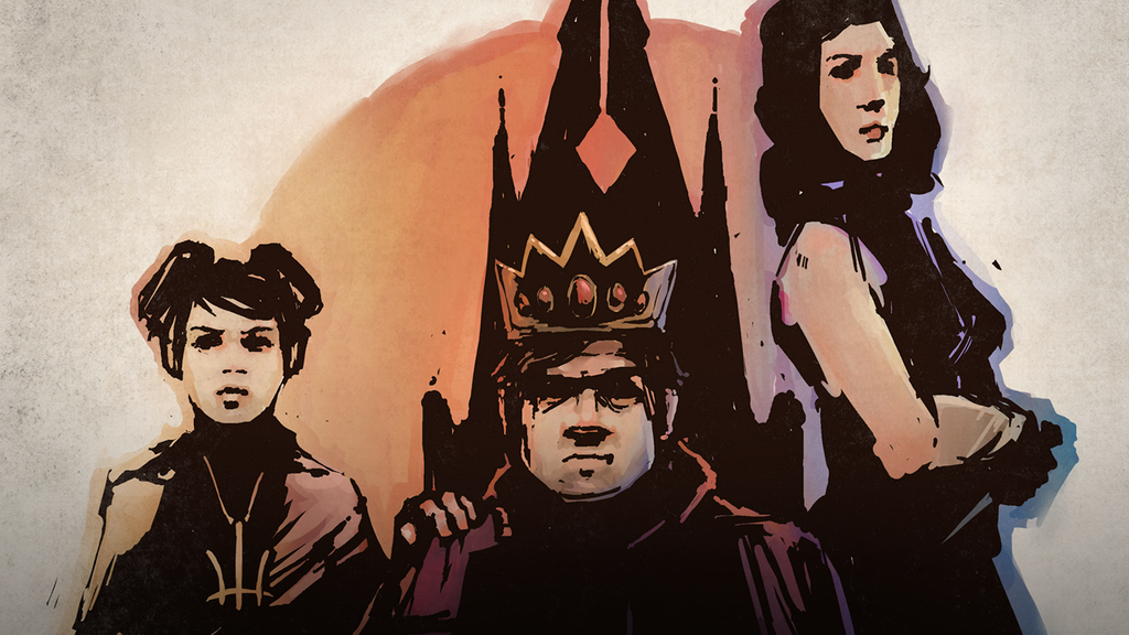 Shadow Throne project video thumbnail