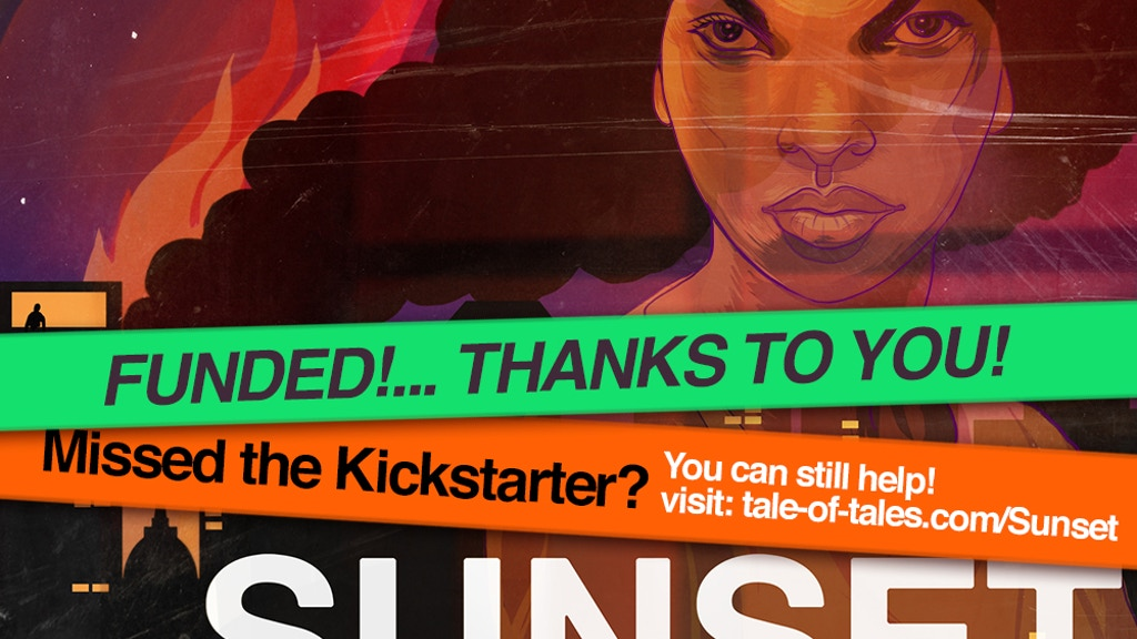 SUNSET - a first-person videogame thriller project video thumbnail