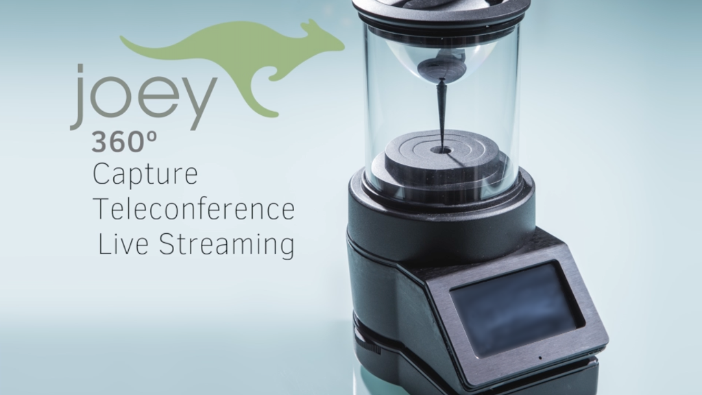 Joey 360° 4K Seamless Video Capture, Broadcast, Conference project video thumbnail