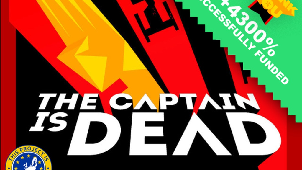 The Captain Is Dead project video thumbnail