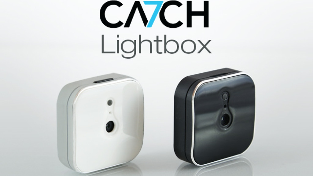 CA7CH Lightbox project video thumbnail