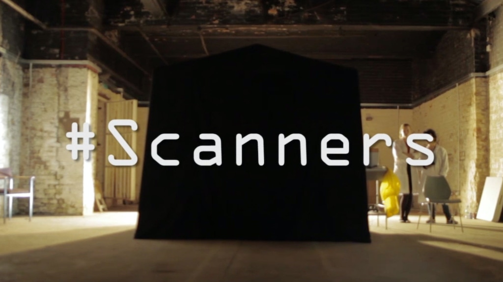 #Scanners project video thumbnail