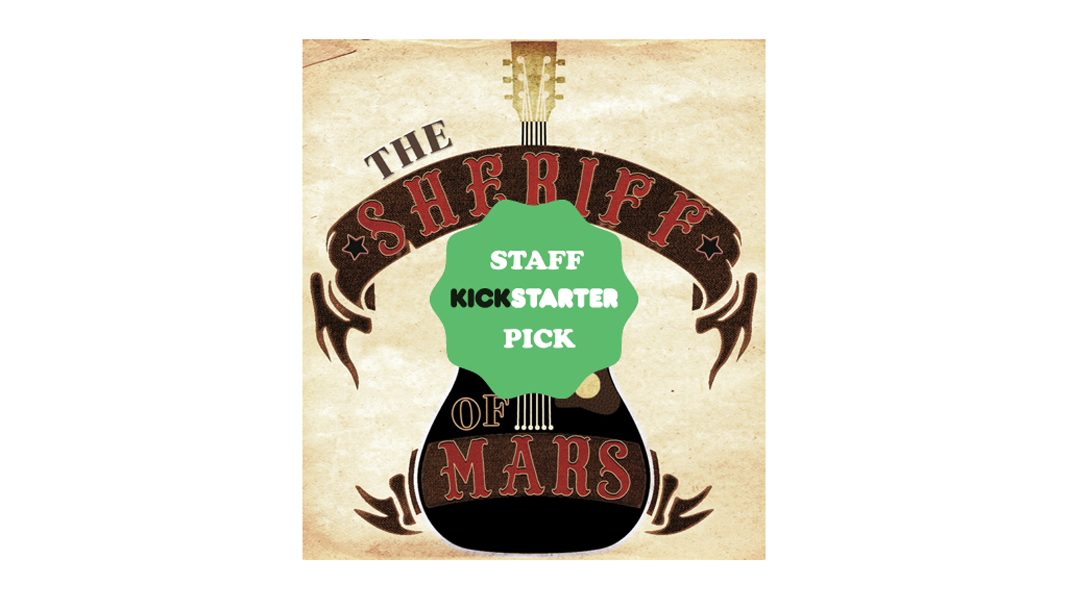 The Sheriff of Mars Music Documentary by Jason Ressler & Matthew