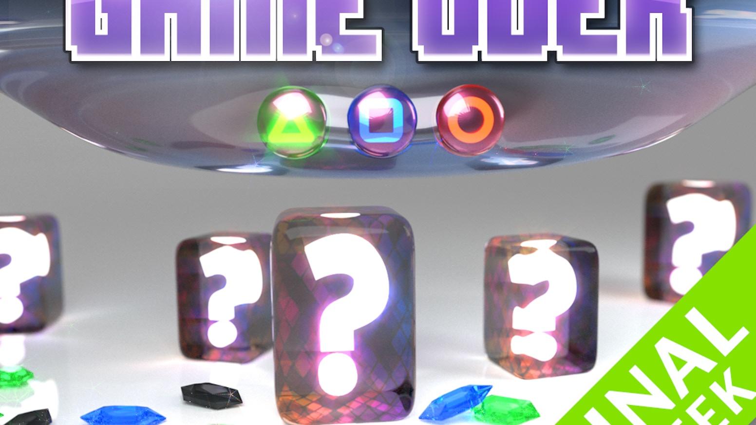 Game Over: the 2 - 6 Player Battle Royale by Eric Goscicki — Kickstarter