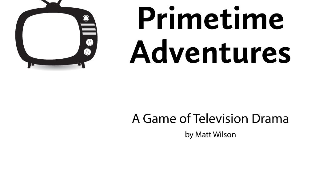 Primetime Adventures project video thumbnail