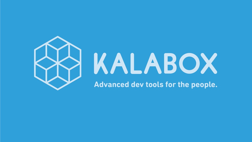 Kalabox. Advanced Web Tools for the People. project video thumbnail