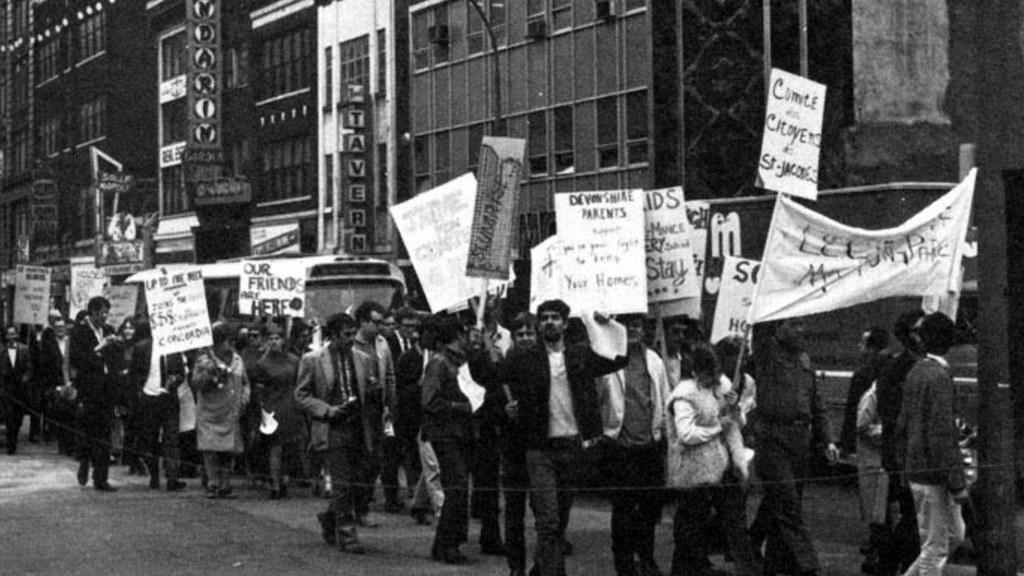 The Milton-Park Story: a battle for low-rent housing project video thumbnail
