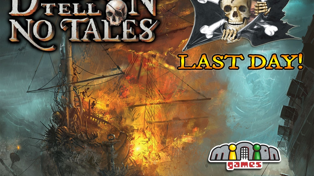 Dead Men Tell No Tales project video thumbnail